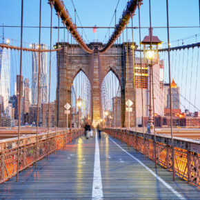 USA Rundreise Flüge: 1 Monat in New York, Miami, Los Angeles & San Francisco für 607€