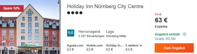 2 Tage Nürnberg