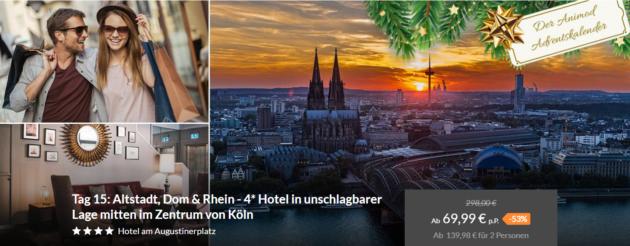 3 Tage Köln Animod