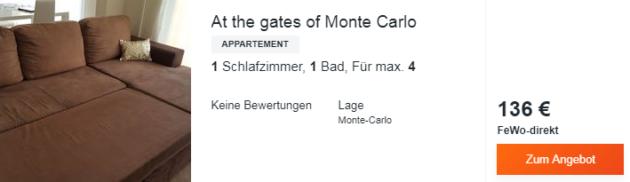 3 Tage Monaco