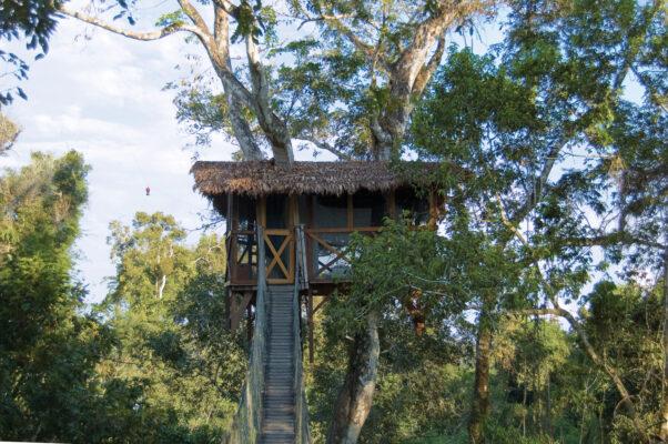 Inkaterra Reserva Amazonica Huette