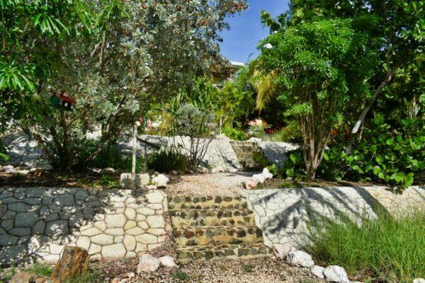 Don Genaro Appartments Garten