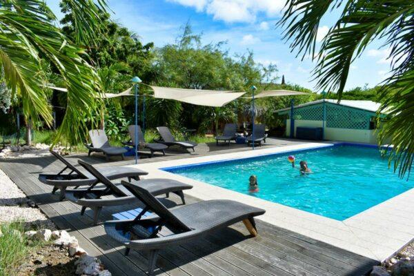 Don Genaro Appartments Pool