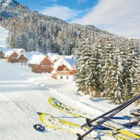 Alpenparks Hagan Lodge Piste