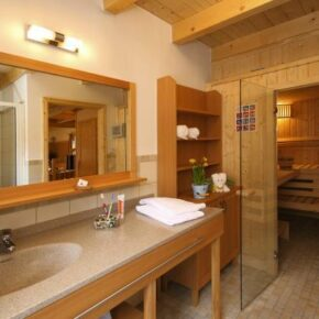 Alpenparks Hagan Lodge Sauna