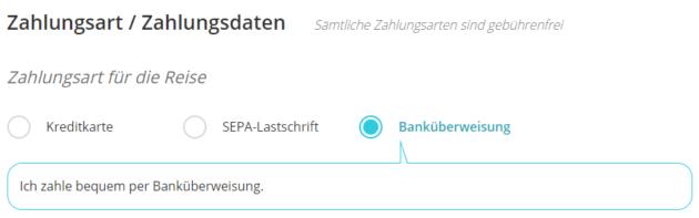 Screen Resplatzboerse Zahlungsarten