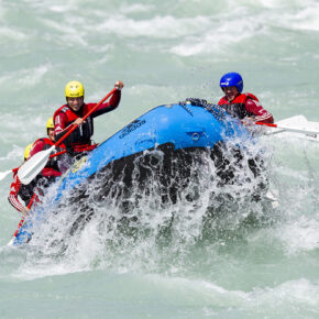 AREA 47 Rafting