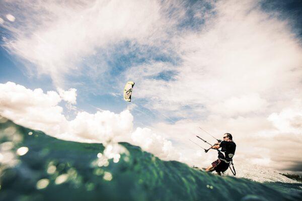Curacao Kitesurfing