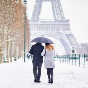 Winter-Wochenende in Paris: 2 Tage in die Stadt der Liebe im guten 4* Hotel nur 36€