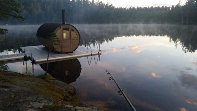 Kolarbyn Eco-Lodges Sauna
