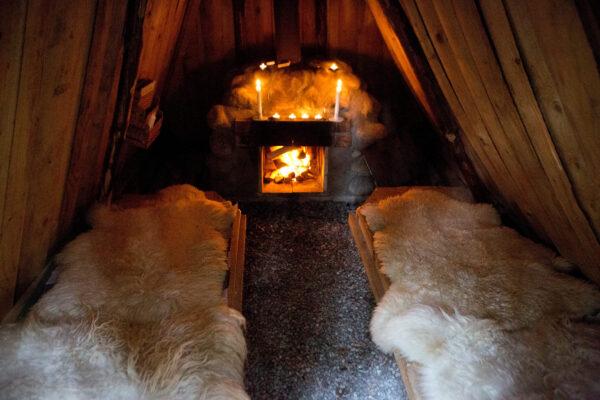 Kolarbyn Eco-Lodges Innen