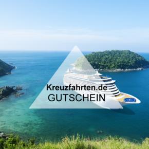 Kreuzfahrten.de Gutschein: Spart [v_value] auf Eure nächste Buchung