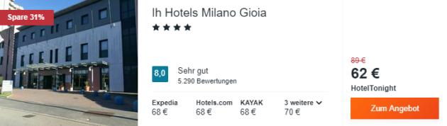 Mailand Kombi