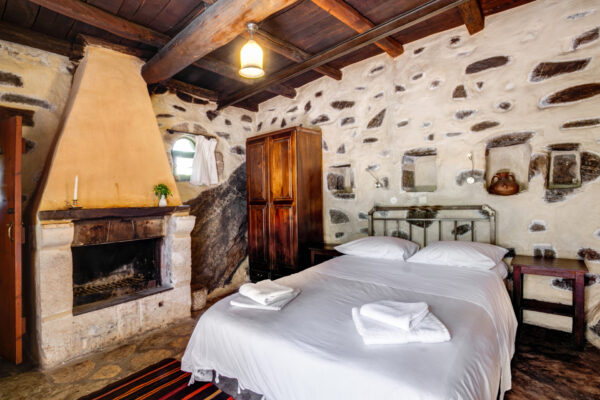 Milia Mountain Resort Zimmer
