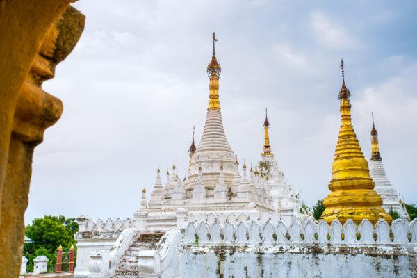 Myanmar Mandalay Buddha Tempel