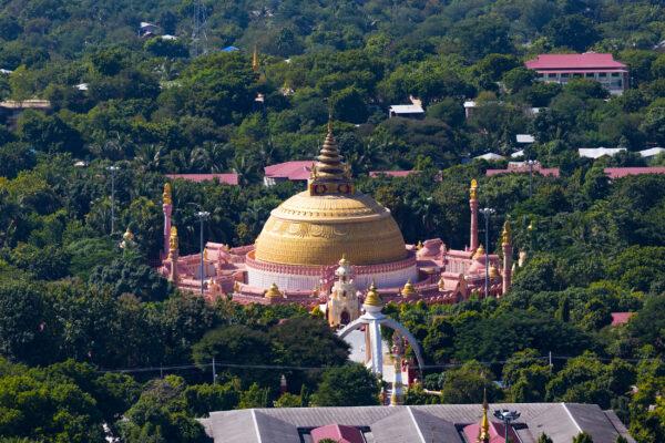 Myanmar Mandalay Sagain Hill
