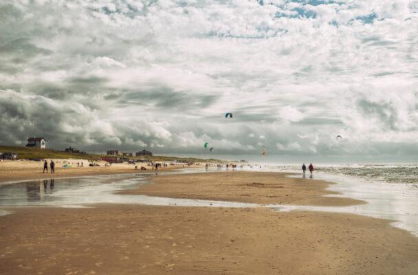 Niederlande Bergen aan Zee Strand