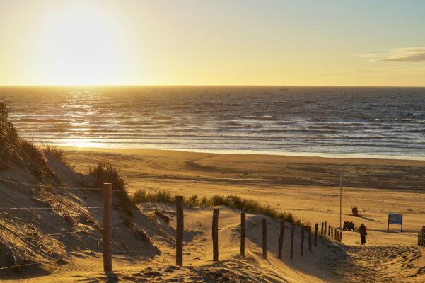 Niederlande Bloemendaal Aan Zee