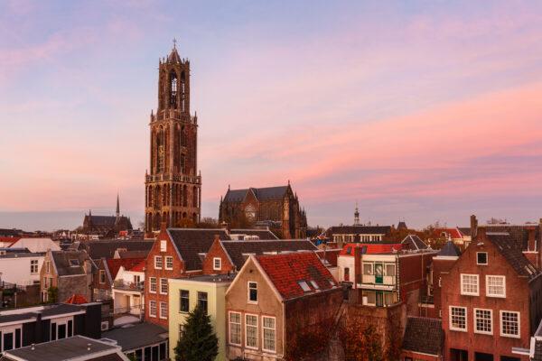 Niederlande Utrecht Dom