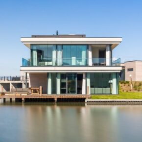 Niederlande am Wochenende: 4 Tage in eigener Luxus Wasser-Villa ab 107€ p.P.
