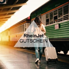 Exklusiver RheinJet Gutschein: Sichert Euch Bahnfahrten ab 5€!
