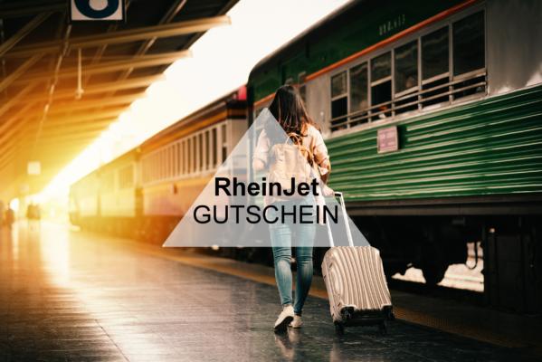 RheinJet Gutschein