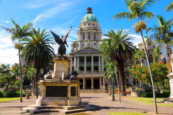 Südafrika Durban City Hall
