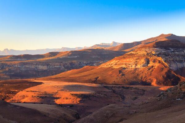 Südafrika Golden Gate Highlands