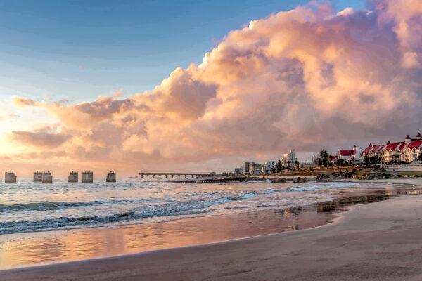 Südafrika Humewood Beach