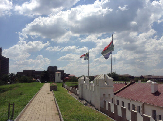 Südafrika Johannesburg Constitution Hill