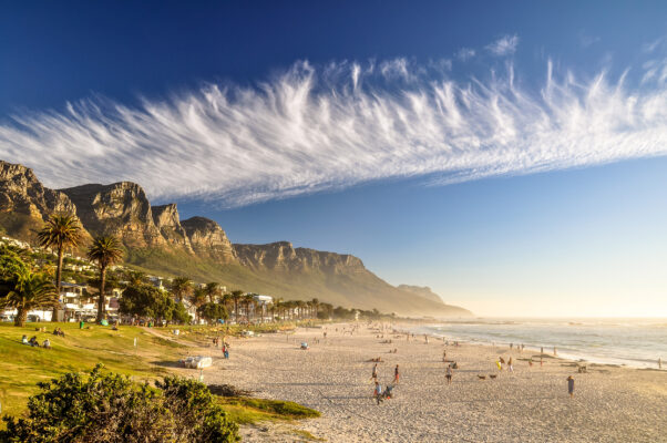 Südafrika Kapstadt Camps Bay