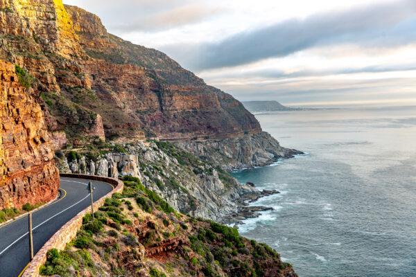 Südafrika Kapstadt Chapmans Peak Drive 1