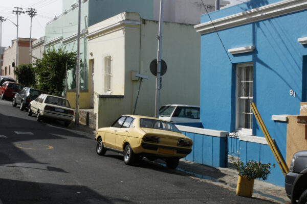 Südafrika Kapstadt District Six