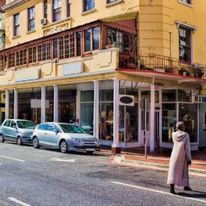 Südafrika Kapstadt Long Street