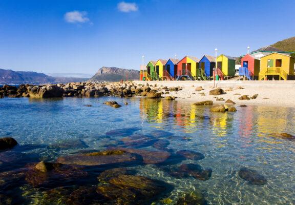 Südafrika Kapstadt Strand