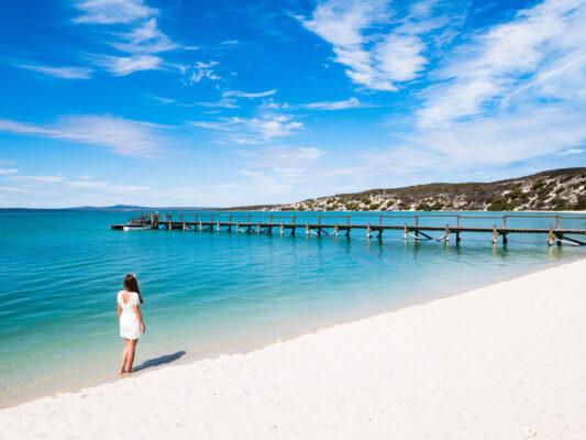 Südafrika Kraalbaai Beach