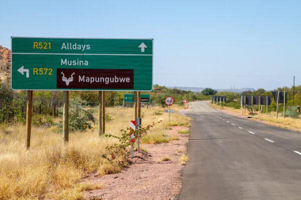 Südafrika Mapungubwe Nationalpark