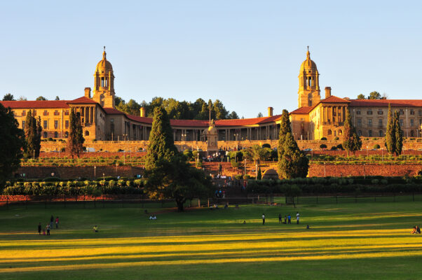 Südafrika Pretoria Union Buildings