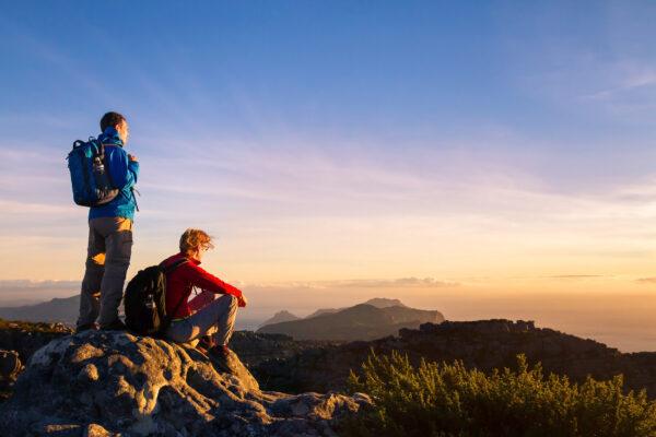 Südafrika Wandern Berge