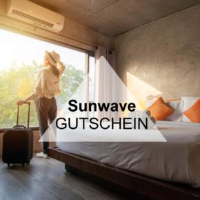 Sunwave Gutschein: Spart 150€ auf Eure nächste Reise