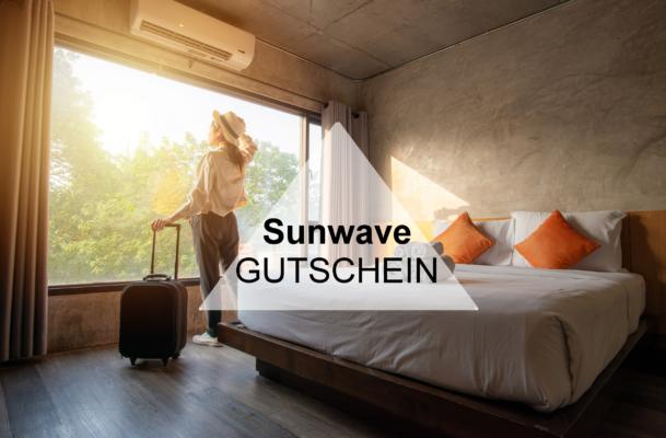 Sunwave Gutschein