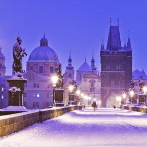 Neueröffnung in Prag: 3 Tage im 3* Hotel mit Frühstück & Freizeitpaket ab 49€