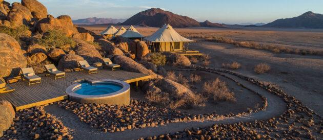 Wolwedans Dunes Lodge Pool