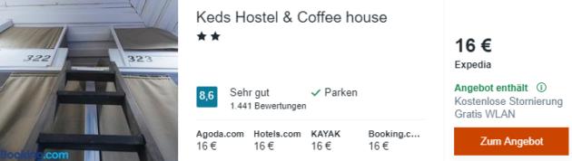 3 Tage Moskau Hotel