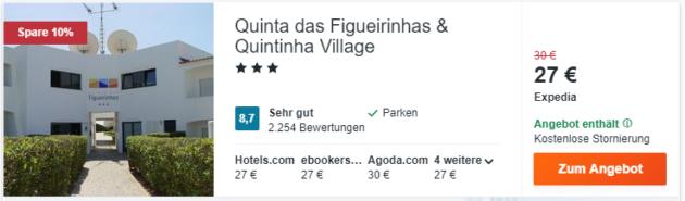 8 Tage Algarve