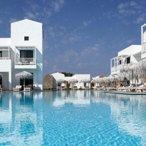 Ab nach Griechenland: 6 Tage Kos im TOP 5* Hotel mit Halbpension & Flug nur 569€