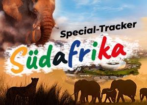 Special-Tracker: Südafrika