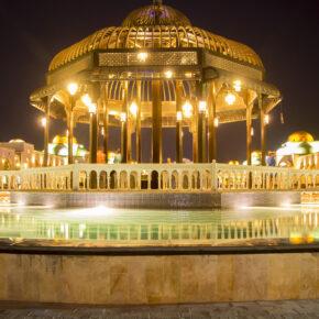 Ägypten Sahl Hasheesh Brunnen