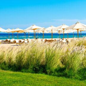 Ägypten Sahl Hasheesh Strand