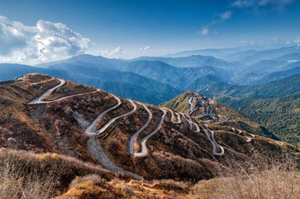 Asien Seidenstraße